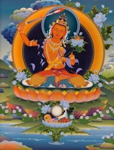 Manjushri Buddha