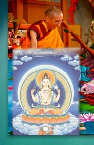 Geshe Kelsang Gyatso, Buddha Avalokiteshvara
