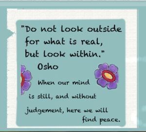 Osho on Peace