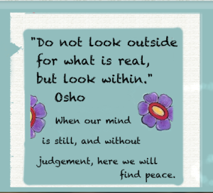 Osho on Peace