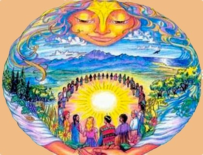 Light Tribe of Gaia.