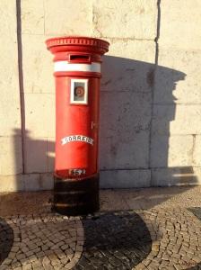 Cascais Post Box 10.13 Jpg