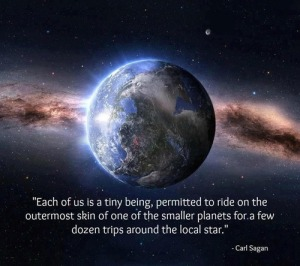 Sagan Earth