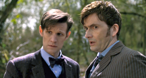 Smith, Tennant, the Doctor