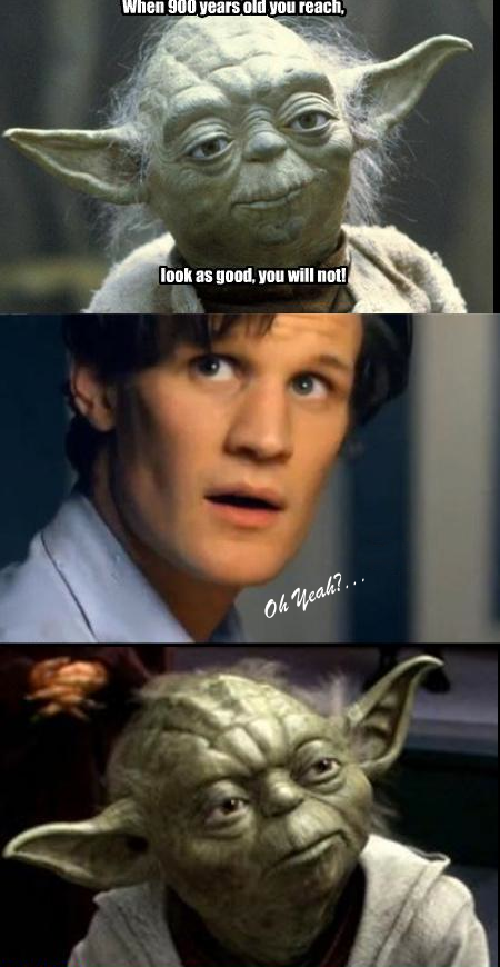 Doctor Who vs. Star Wars